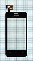 Тачскрин сенсорное стекло для Huawei Ascend Y320 black
