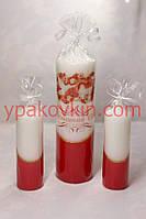 Декоративная свадебная свеча  - Домашний очаг