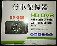 Автомобильный видеорегистратор DVR HD 328