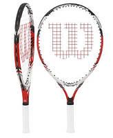Детская теннисная ракетка Wilson Steam 19 2014 (WRT228600)