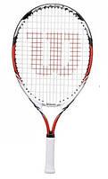 Детская теннисная ракетка Wilson Steam 21 2014 (WRT228600)