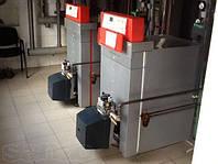 Viessmann 60 кВт (б/у)2008 г. газ дизель