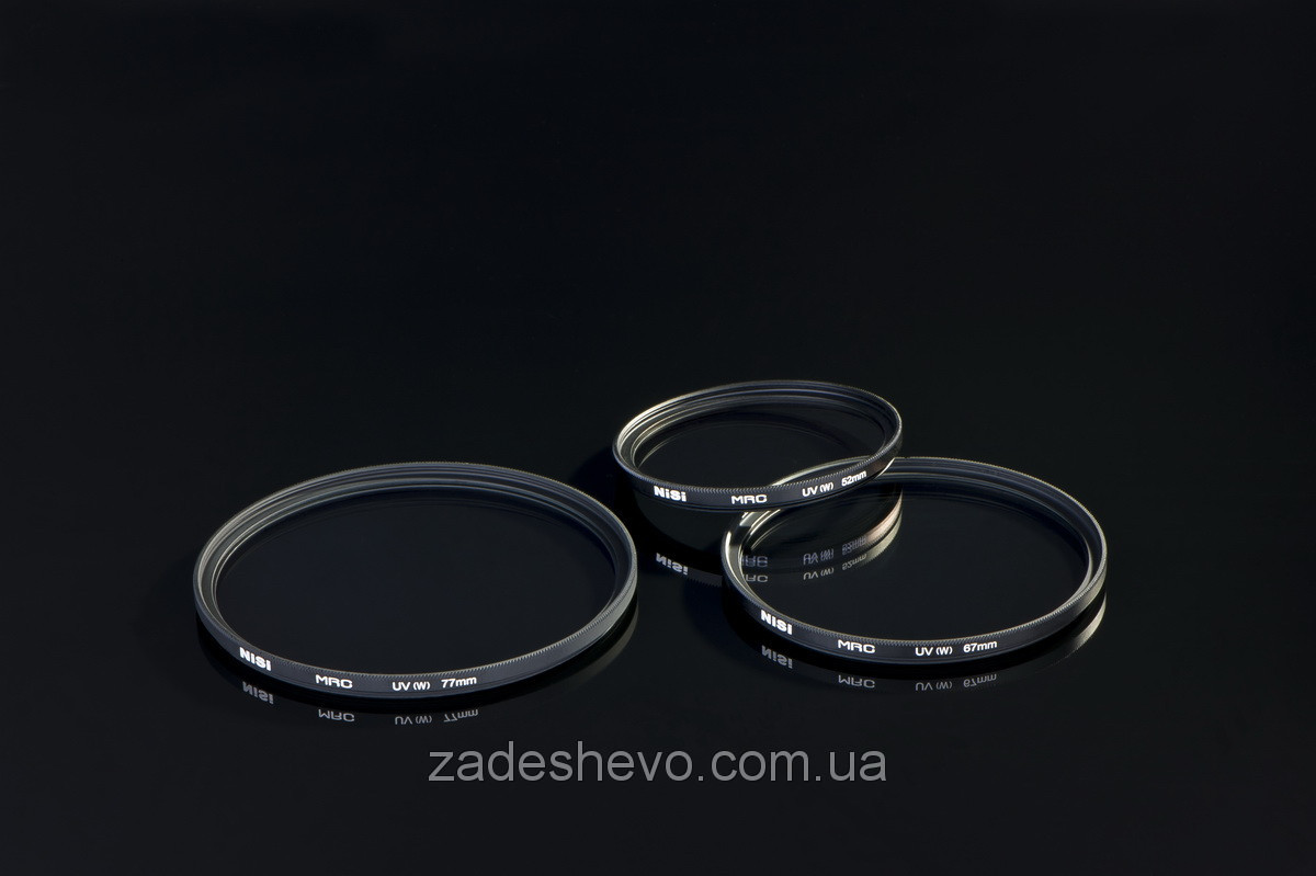 Захисні мультипросвітлена фільтри NISI MRC UV Series 67 мм