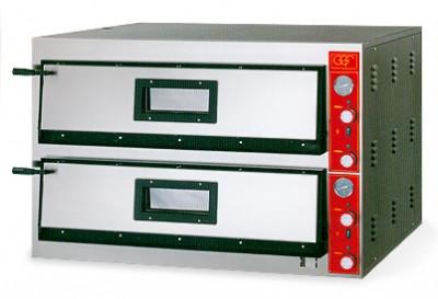 Печь для пиццы GGF E 4+4/A
