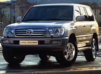 Лобовое стекло на Toyota Land Cruiser 100 1998-07 г.в.