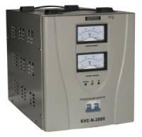 Стабилизатор напряжения сервоприводный SVC-N-2000