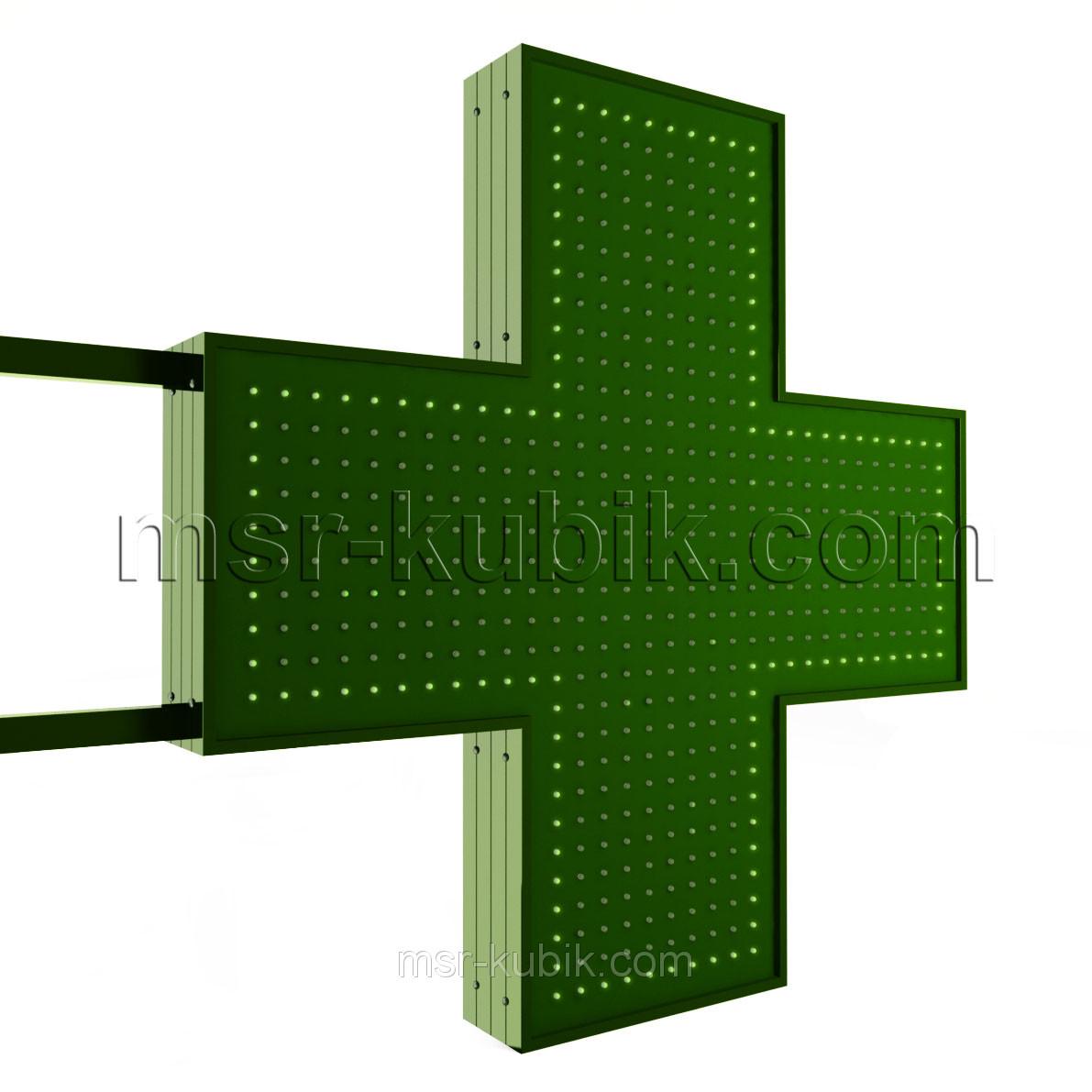 """Аптечний хрест світлодіодний 900х900 мм Серія """"Standart"""""""
