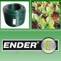 Капельная трубка «ENDER», капельницы через 20 см, диаметр 16 мм, 100м., Турция