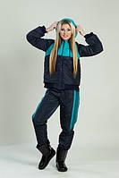 Зимние спортивные костюмы на синтепоне