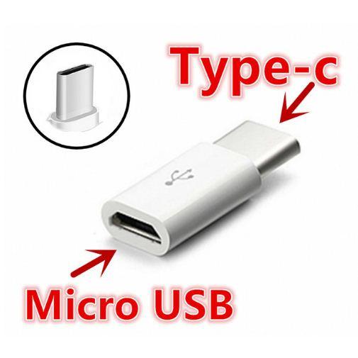 OTG перехідник адаптер MicroUSB - USB 3.1 Type-C