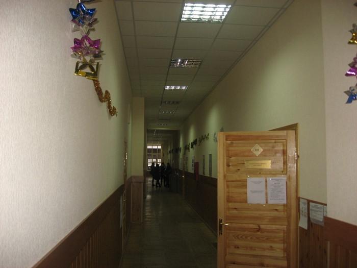 Капитальный ремонт коридора 1