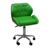 Кресло парикмахерское HC949K зеленый