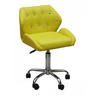 Кресло мастера HC949K желтый