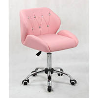 Кресло мастера HC949K розовый