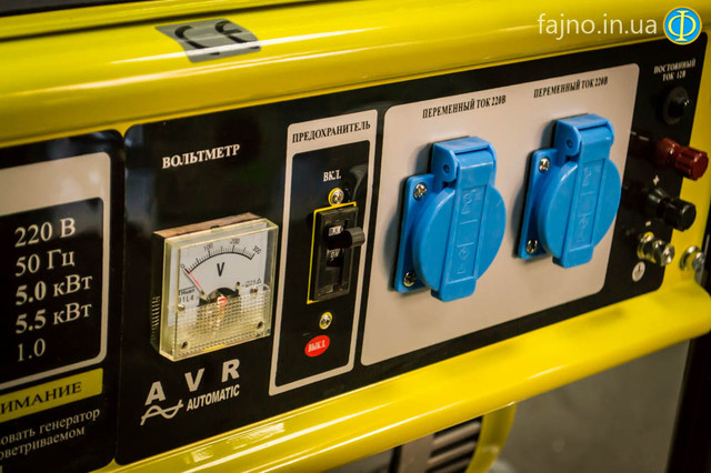 Бензиновый генератор Кентавр ЛБГ 505 фото 2