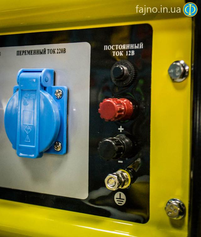 Бензиновый генератор Кентавр ЛБГ 505  фото 3