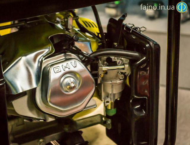 Бензиновый генератор Кентавр ЛБГ 505  фото 6