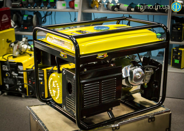 Бензиновый генератор Кентавр ЛБГ 505  фото 10