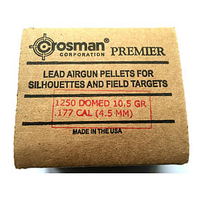 Пули Crosman Field Target кал. 4,5 mm 0,68г /1250 шт.