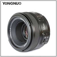 Объектив YONGNUO YN50MM 50 mm F/1.8 для Nikon, фото 1