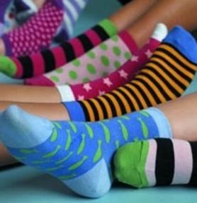 Носки детские и подростковые