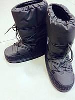 Moon boot мунбуты от Dolce & Gabbana