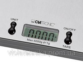 Весы кухонные электронные Clatronic KW 3367, фото 2