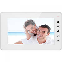 Відеодомофон Qualvision QV-IDS4734 WHITE