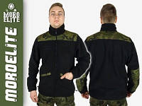 Флисовая военная куртка Moro Pod GORE-TEX Wz.93 размер S