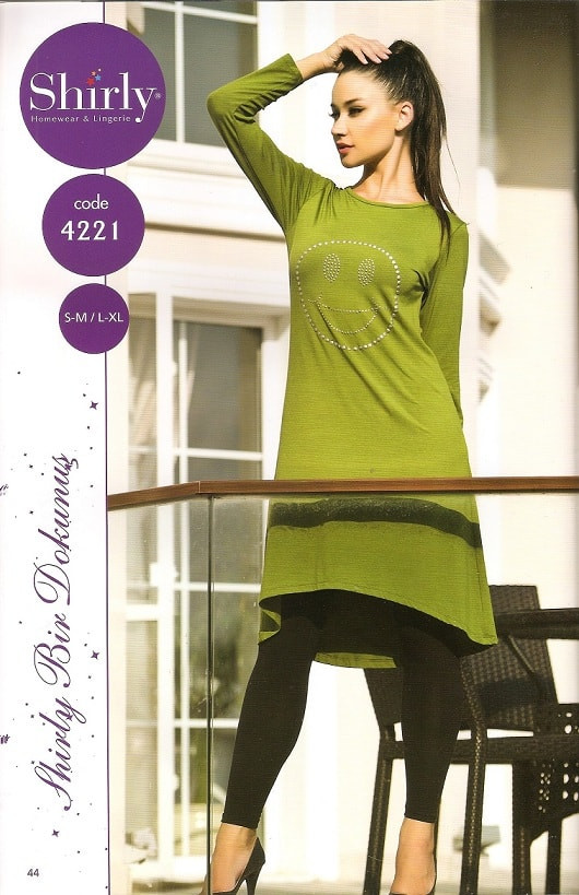 Женский комплект платье леггинсы