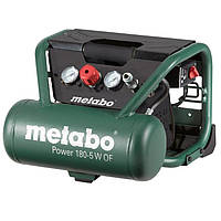 Компрессор Metabo POWER 180-5 W OF (Безмасляный)