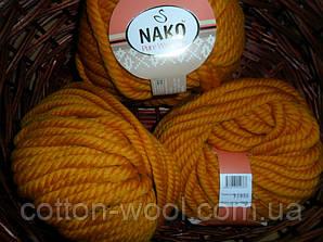 Nako Pure Wool Plus (Нако пур вул)  толстая 100% шерсть 10429