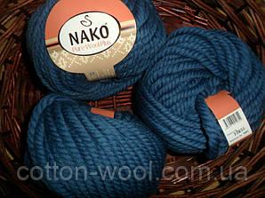 Nako Pure Wool Plus (Нако пур вул)  толстая 100% шерсть 10093