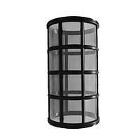 Сітка фільтр всмоктуючого 160 л/хв (108х200мм) (Польща)