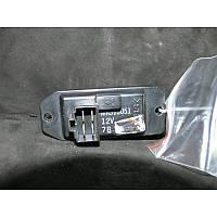 Резистор печки Mitsubishi Carisma