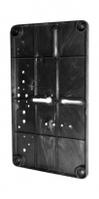 Доска под счетчик 1-фазный широкая 320*150мм
