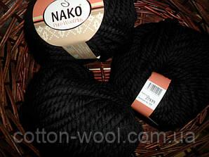 Nako Pure Wool Plus (Нако пур вул)  толстая 100% шерсть 217
