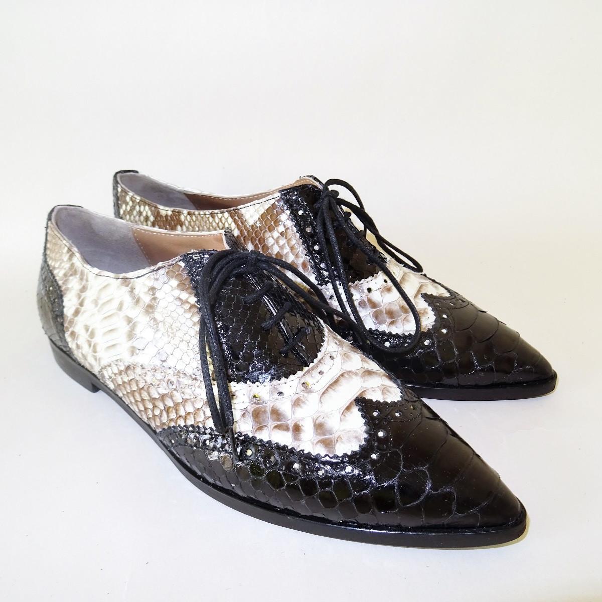 c273173f6 Итальянские женские кожаные туфли от TM SPAZIOMODA - Интернет магазин