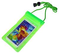 Водонепроницаемый, защитный сумка-чехол для телефонов, зеленый