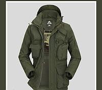 Зимняя мужская водонепроницаемая куртка AFS Jeep