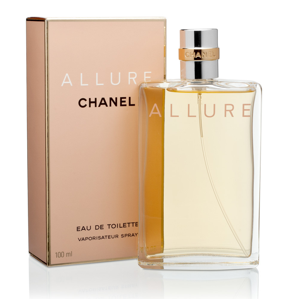 Женская туалетная вода Chanel Allure 100ml