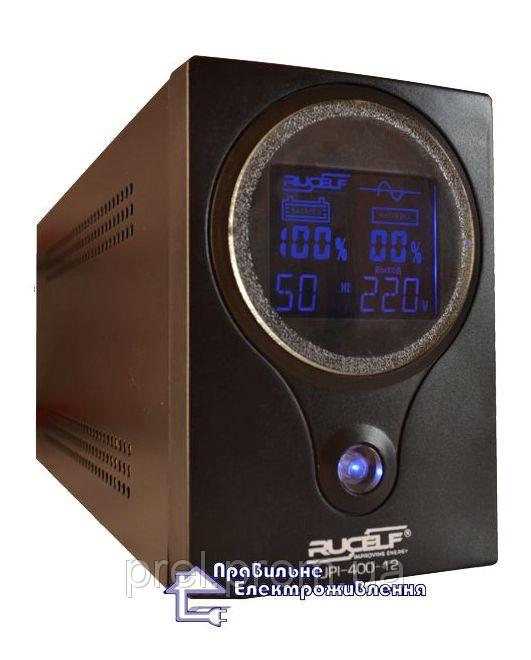 UPS Rucelf UPI-400-12-EL (безперебійник для котла)