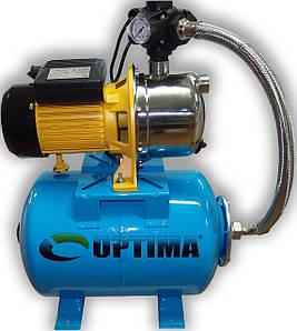 Optima JET100S-24 Насосная станция 1,1 кВт (бак 24л)