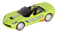 Мини-кабриолет Chevy Corvette C7 Convertible 13 см Toy State (33082)