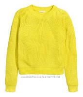 Яркий свитер  H&M