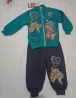 Детский костюм на девочку (собачки) 1-3 года