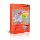 Папір кольоровий 160г/м, А4 250арк. SPECTRA COLOR IT 342 Cyber HP Pink (Неоновий рожевий)