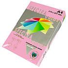 Папір кольоровий 160г/м, А4 250арк. SPECTRA COLOR IT 170 Pink (Пастельний рожевий)