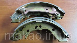 Колодки задние барабанные Hyundai Atos 94-,Accent 97-
