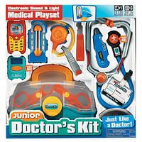 """Игровой набор """"Доктор"""" с инструментами (звук и свет) (Keenway, 30564"""